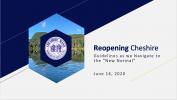 reopening cheshire logo