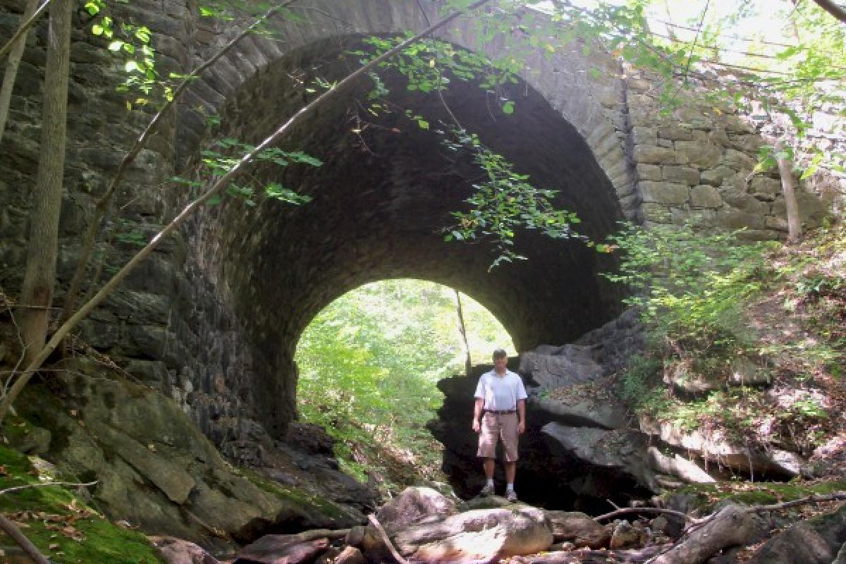 Basset Brook Bridge