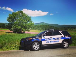 Cheshire Police Cruiser