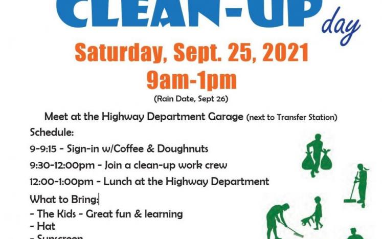 Cheshire Clean Up Day