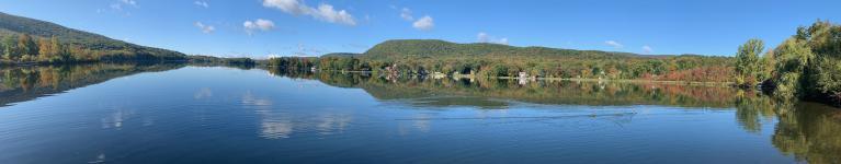 Cheshire Lake Early Fall